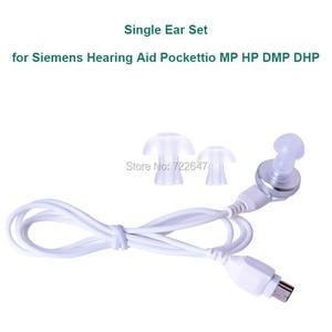 Image 4 - Hörgeräte Zubehör Audio Empfänger und Kabel Für Siemens Tasche Hörgerät Pockettio DMP DHP