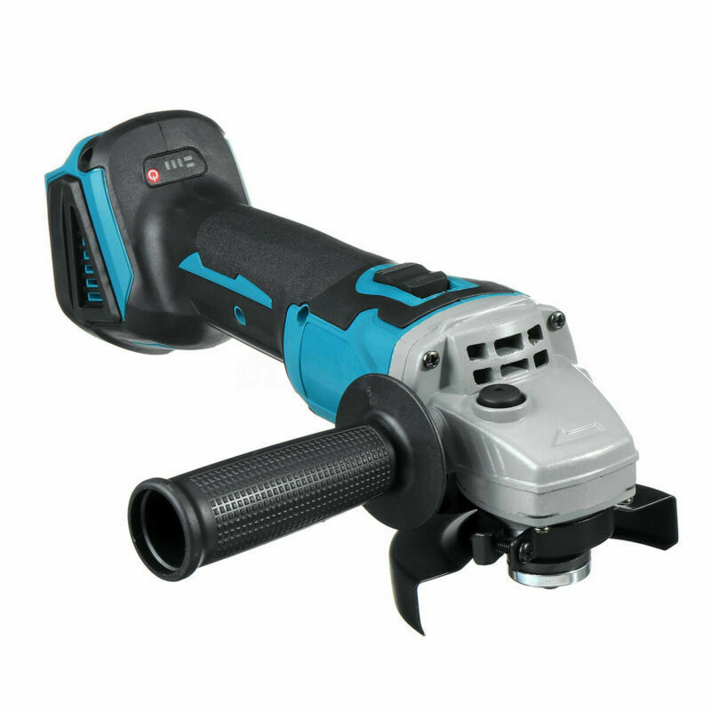 125mm Brushless Angle Grinder Power Tools Multi-function Polisher For 18V Makita Battery 800W Polishing Machine Without Battery