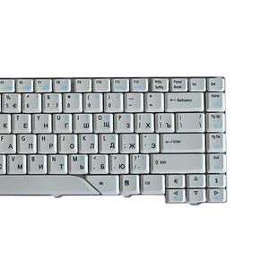 Image 5 - Nowy rosyjski klawiatura dla Acer Aspire 5715 5715Z 5720G 5720Z 5720ZG 5910G 5920G 5920ZG 5950G RU klawiatury laptopa czarny/biały