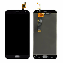 For Meizu M2 Mini Full LCD Display Touch Screen Digitizer Assembly Replacement Parts 100% Tested недорого