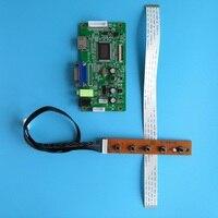 "for B133HAN02.0 display 30pin DRIVER 13.3"" SCREEN LCD DIY HDMI monitor LED 1920×1080 Controller board VGA EDP|Laptop Repair Components| |  -"