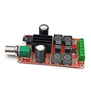 Image 5 - Tpa3116D2 2X50W плата цифрового усилителя мощности от 5 В до 24 В двухканальный стерео усилитель
