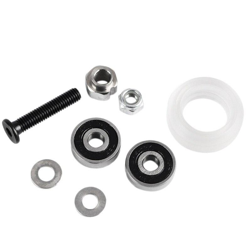 Double V-Wheel W-Slot/V-Slot Passive Pulley Kit For 3D Printer Engraving Machine Cnc Machine