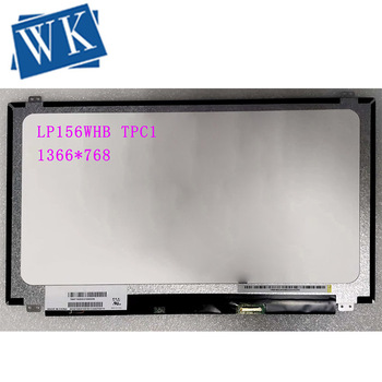 "LP156WHB TPC1 5D10F76010 LED Screen LP156WHB (TP)(C1) LCD Display Matrix for Laptop 15.6"" HD 1366X768 30Pin Glare"