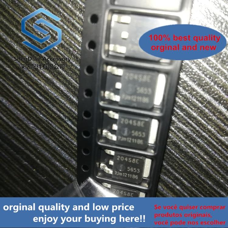 10pcs 100% Orginal 204S8E BTA204S-800E TO-252  In Stock