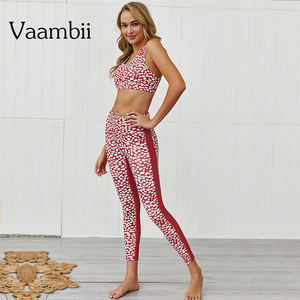 Women's 2-piece Set Tracksuits Sports Wear Fitness Clothing For Women Yoga Clothes Workout Set Sportswear Woman Gym Tracksuit