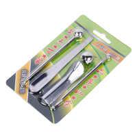 1 Set (5pcs) Tile Beauty Seam Construction Tool Set Tile Gap Cleaning Corner Angle Scraper Gap Manual Grout Pump Flooring Tools