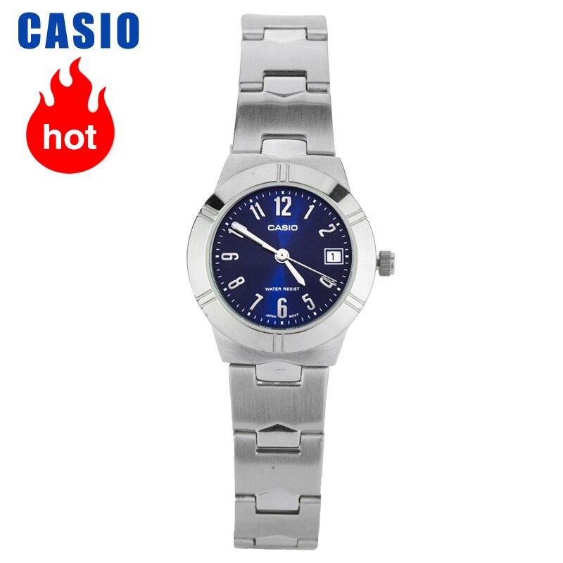 Casio Watch Simple Pointer Quartz Female Watch LTP-1241D-2A2