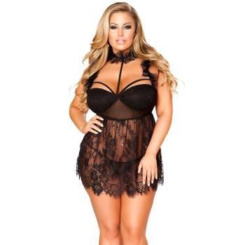 Women Plus Size Nightgown INTIMATES Plus Size