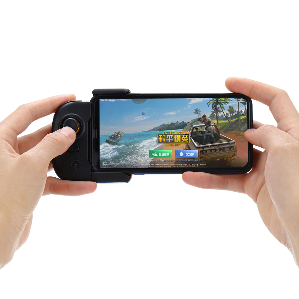 New Flydigi Wasp2 For PUBG bluetooth mobile Phone Game Gamepad One Hand Games Controller for iOS Android Smartphone Table