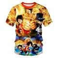 Детская футболка с объемным рисунком, летняя Высококачественная футболка для мальчиков и девочек lufei, Детская летняя повседневная одежда д...