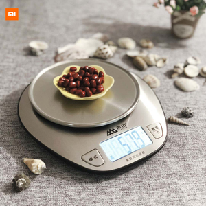 Image 4 - New  Youpin Xiangshan electronic kitchen scale EK518 silver Accurate weighing and stable quality
