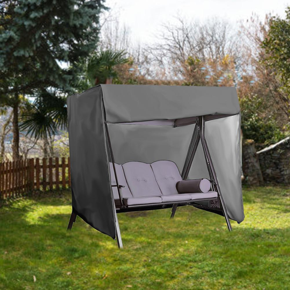 Outdoor Summer Waterproof Swing Cover Waterproof Swing Chair Hammock Canopy Swing Chair Awning Protection