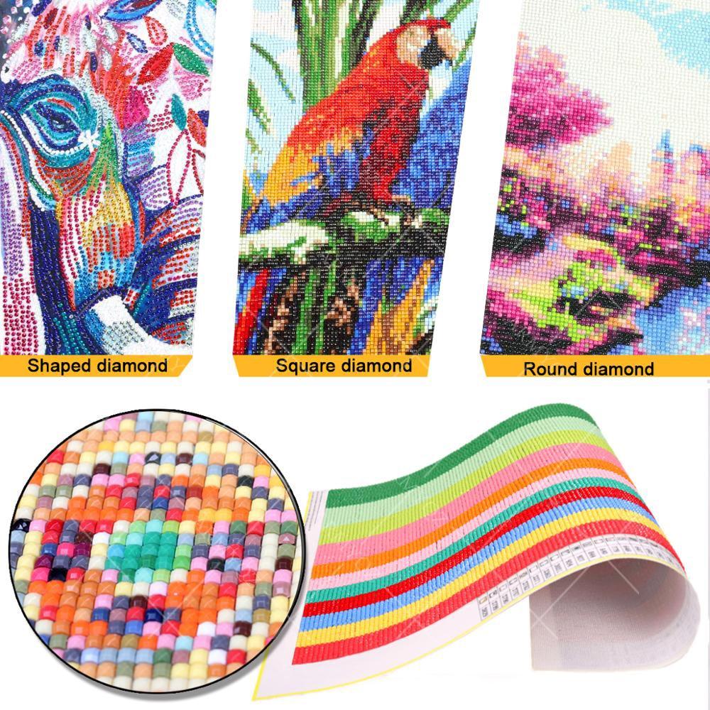 Pdmdog 5d Сделай Сам полностью квадратная Алмазная мозаика весенний