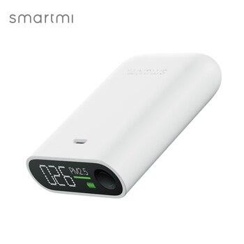 Smartmi PM2.5 Air Detector Portable Sensitive Air Quality Tester LED Screen Three-color Digital Indicator