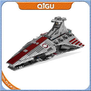 NEW Building Blocks 05042 Stars Wars Compatible Lepining 8039 Venator-Class Republic Attack Cruiser Toys Bricks Christmas Gift star wars series the republic cruiser war 7665 building blocks 963pcs bricks compatible with legoings toys