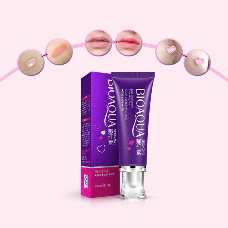 Корейские вагинальные губы для девочек частная часть Розовый Подмышечный интимный отбеливающий Темный отбеливающий крем для сосков Уход з...