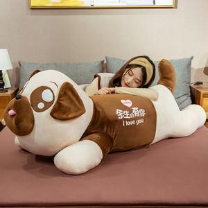 New 70/100cm Cute Dog Plush To