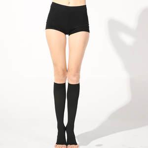 Compression-Socks Stocking Sports-Volleyball Pressure-Varicose High-Level 2 Knee Unisex