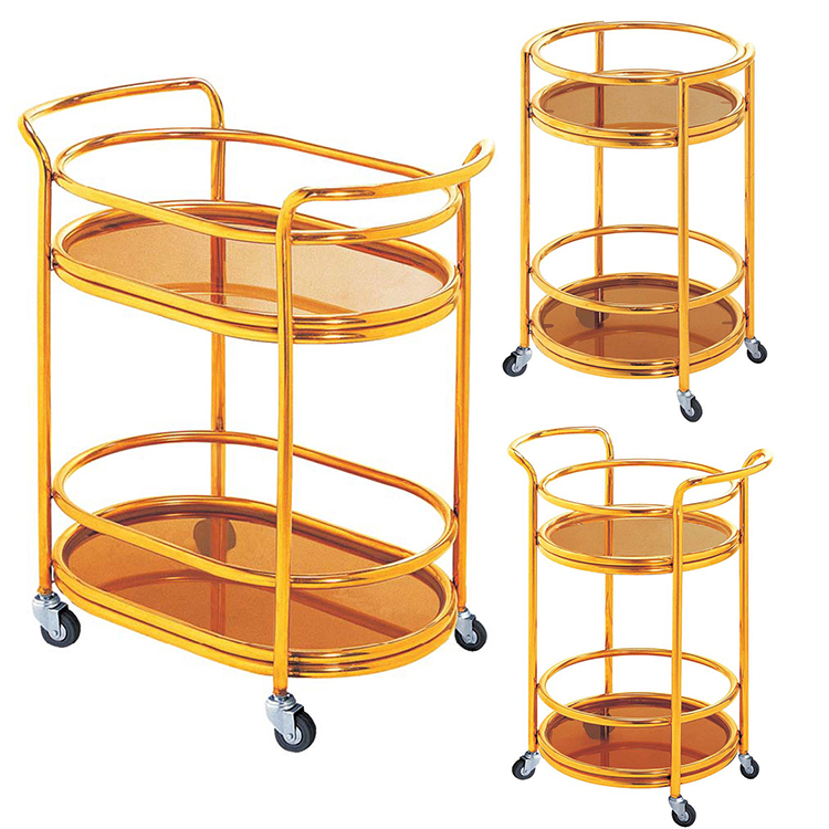 Mobile Dining Car, Cart, Tea Cart, Beverage Trolley, Hotel, Commercial Cart, Wine Cart, Kitchen, Spice Cart
