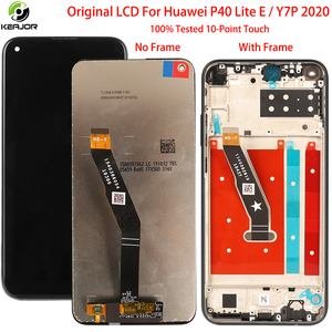Original Replacement For Huawei P40 Lite E LCD Display Digitizer Glass Panel For Huawei Y7P 2020 LCD Display Accessory Parts