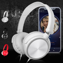 Stereo Bass Headphones For Sony With Microphone Noise Cancelling Headsets Bass S