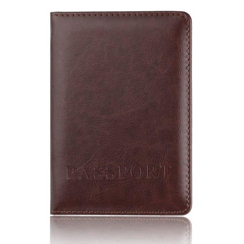 Держатель для карт кошелек многофункциональная сумка Обложка на паспорт держатель протектор бумажник для визиток Мягкая обложка для паспорта - Цвет: CE