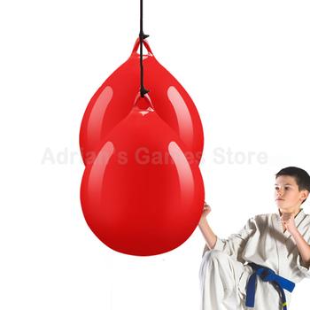Worki treningowe z piaskiem wodnym prędkość piłka Aqua Boxing gruszka bokserska tanie i dobre opinie jialong CN (pochodzenie) Kategoria z worków z piaskiem 6 lat GG537 3 5KG Please use water only