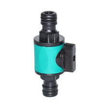 Car wash hose tap quick connector valve garden   1/2 cranes Water gun adapter  fitting  1pcs цена и фото