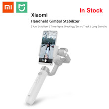 Xiaomi Mijia GH2 3 Axis Handheld Gimbal Stabilizer For Xiaomi 4K Sport Action Camera And Phone Stabilizer VS Feiyu Tech ZHI YUN(China)