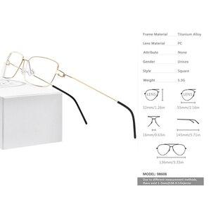Image 3 - Мужские и женские Безвинтовые очки от близорукости, 98606