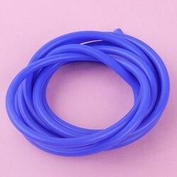 CITALL uniwersalny 3 metry 4mm niebieski wysokiej temperatury wlotu powietrza silnika silikonowy wąż próżniowy