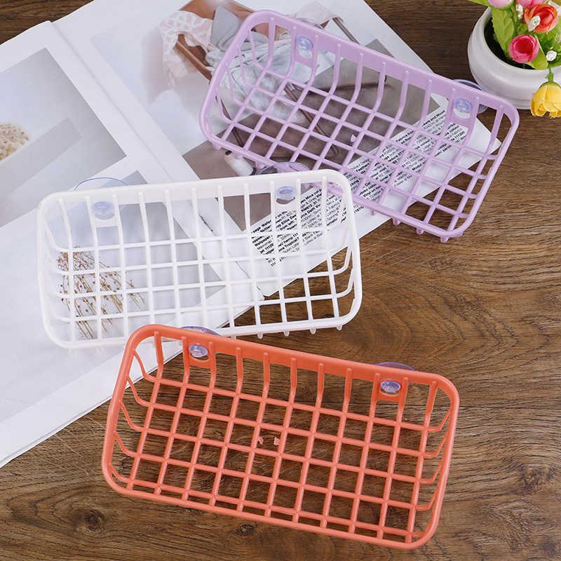 21*11*5 см двойная присоска полка для раковины губка для мыла сливная стойка для ванной комнаты кухонный присоска Органайзер