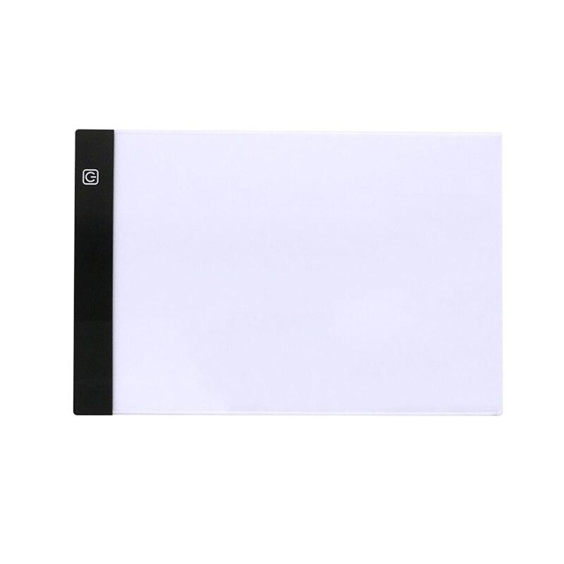 Drawing Tablet Diamond Painting Board USB Art Copy Pad Writing Sketching Wacom Tracing Led Light Pad