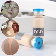 1 шт. BB крем светящаяся антивозрастная Сыворотка Meso белая осветляющая сыворотка натуральный телесный консилер макияж CC основа DLD Корейская