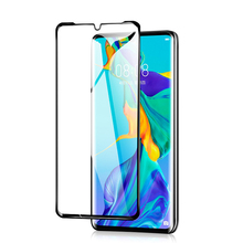 цены Protector Film HD Tempered Glass Film Surface Full Screen Coverage For Huawei P20 P30 Pro Mate 20 10 Screen Protector