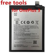 Nuovo 3000 Mah BLP613 Batteria di Alta Qualità per Oneplus 3 Uno Più 3 Batteria Del Telefono Cellulare + Strumenti Gratuiti