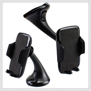 Car Sucker Mount Bracket GPS auto Phone Holder Stand for Nissan X-TRAIL TIIDA NISS LIVINA MARCH Denki 350Z QASHQAI image