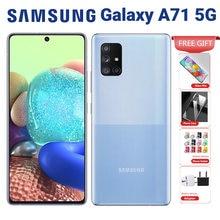 Samsung-Teléfono inteligente Galaxy A71, dispositivo 5G de 6,7