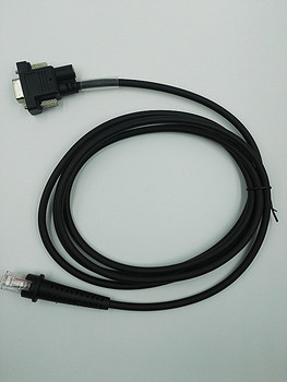 Cable for Newland Newland HR1030 HR200 HR15Z Barcode Scanner serial port RS232 data cable 2 meters cable image