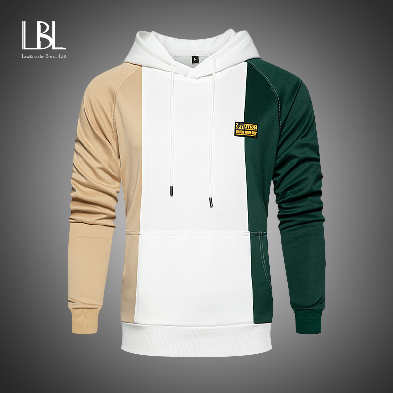 Streetwear Hoodies Men 2020 Newest Autumn Fashion Hoodies Sweatshirts Hooded Slim Sweatshirt Mens Hoodie Hip Hop New Tracksuits