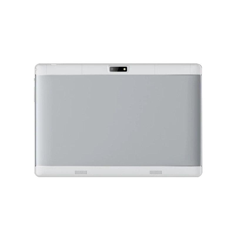 Quad Core 10.1 pouces 1G 16G écran de Contact en métal tablette Pc mince ordinateur d'affaires 3G double carte Sim téléphone 3G appel tablettes Wifi