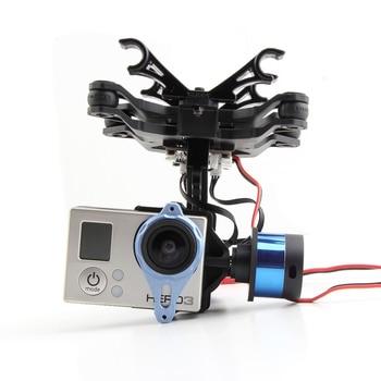 Tarot 2 Axis BGC TL68A00 Brushless Gimbal T-2D for Gopro Hero3 Camera Mount DJI Phantom FPV