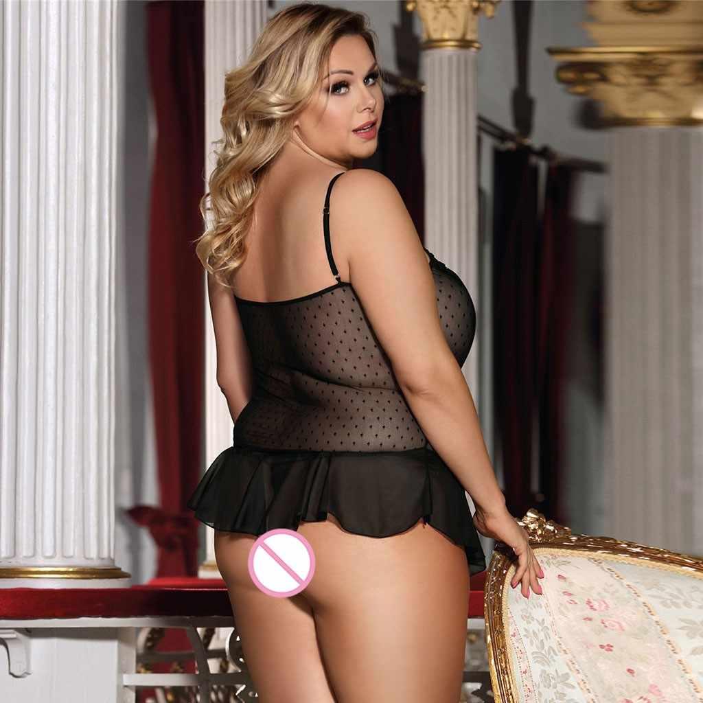 Neue Sexy V-ausschnitt Dessous Nacht Kleid Sleeveless Damen Satin Nachthemd Plus Größe 5xl 7xl 9xl Spitze Nachtwäsche Nachtwäsche Für Frauen