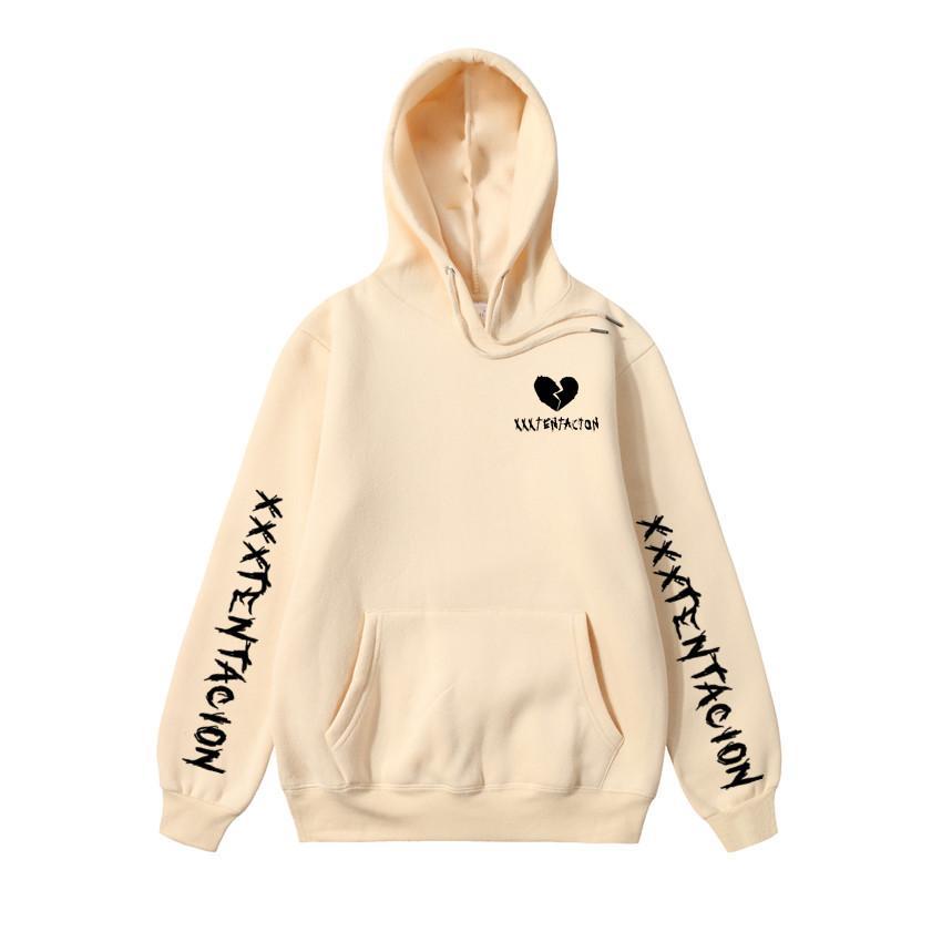 RevengeTten Mode Hoodie Mnner/Frauen Lssige Hüfte Hop XXXTentacion Sweatshirt Vibes Fr Immer Traksuit Fleece Pullover Hoody