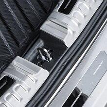 Для honda fit 2021 четыре поколения gr9 задняя защита из нержавеющей