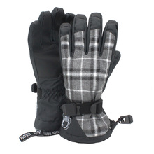 30 женские зимние перчатки, зимние уличные спортивные аксессуары, рукавица, водонепроницаемая ветрозащитная одежда для сноубординга, лыжные перчатки с пятью пальцами