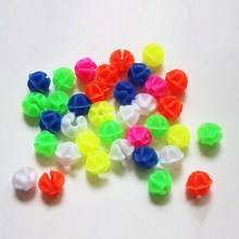 Bead Clip Decoration Bicycle-Wheel Spoke Bike-Road Mountain-Bicycle Colored Plastic