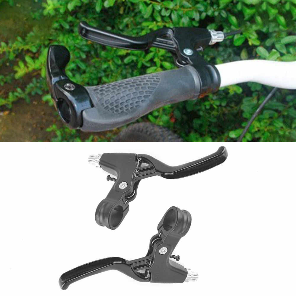 2pcs Brake Lever Brake Handle For Mountain MTB Bike Bicycle Aluminum Alloy