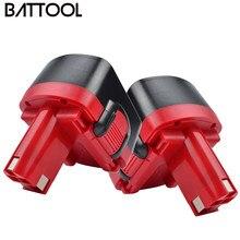 Battool bateria recarregável 14.4v 3500mah, bateria recarregável bosch bat038 3660ck bat159 bat040 1661 1661k 22614 23614 32614 bateria de ferramenta,